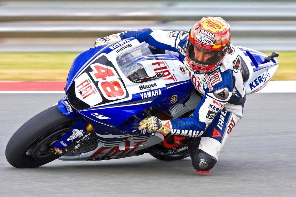 Moto GP, motorcycle racing