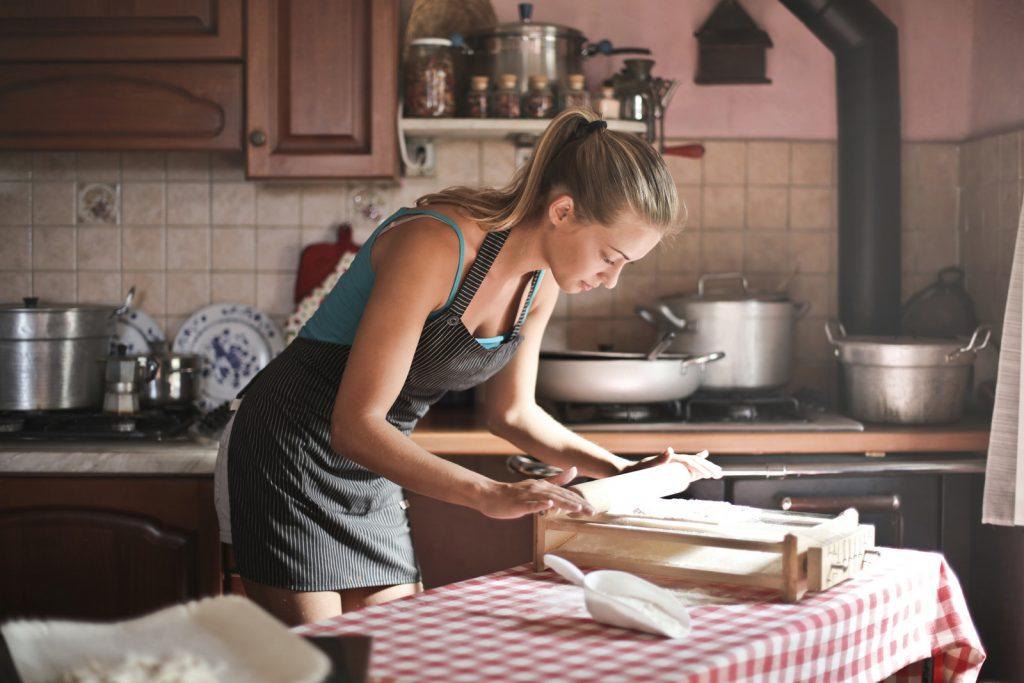 Cooking, fun hobby idea